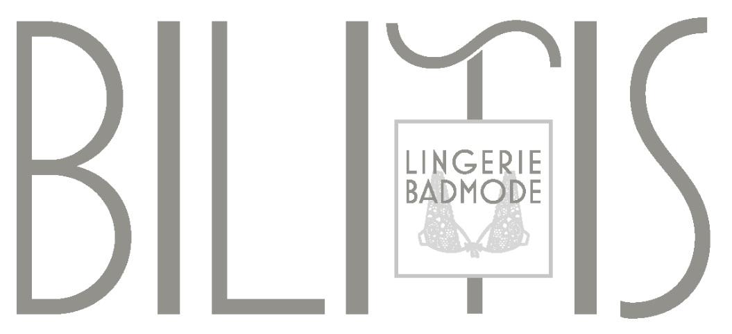 Bilitis Lingerie logo